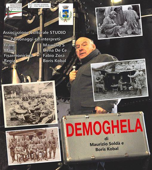 DEMOGHELA - Komigo 2016