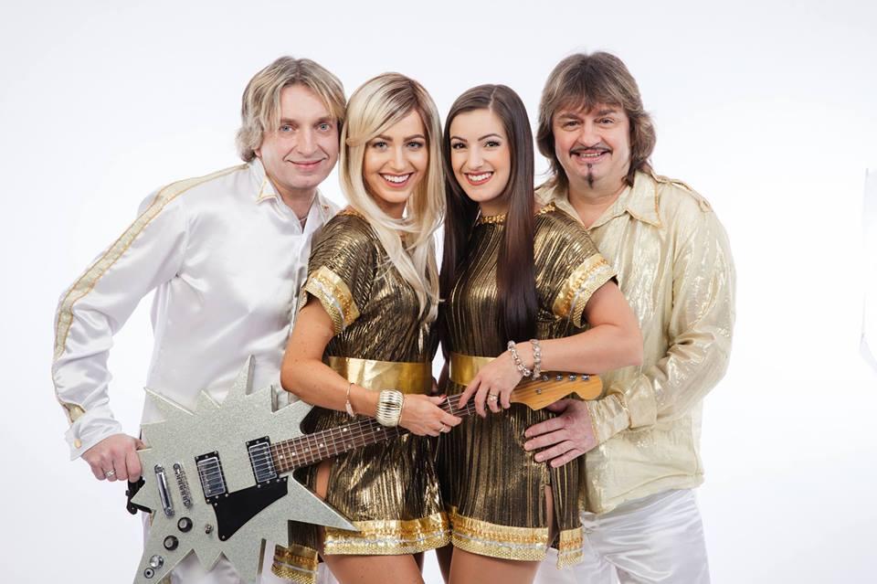 ABBA STARS iz PRAGE (Češka Republika)