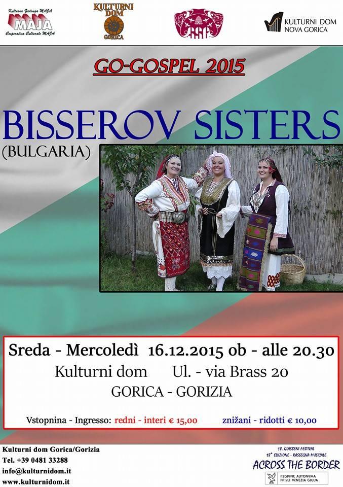 BISSEROV SISTERS in concert
