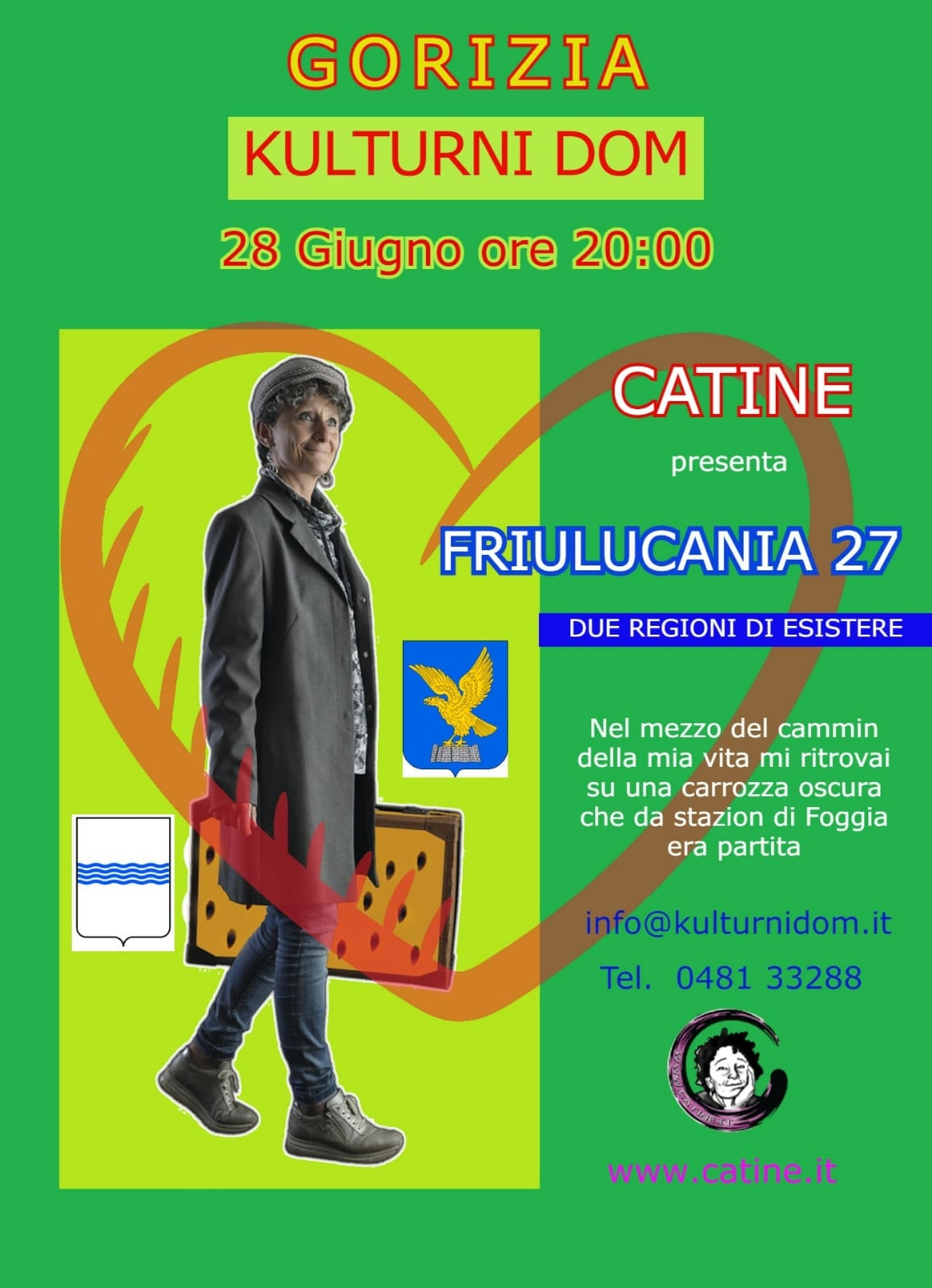 FRIULUCANIA 27. DUE REGIONI DI ESISTERE