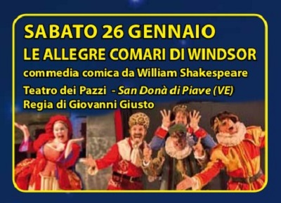 Le allegre comari di Windsor - Castello 2018