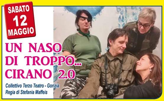 UN NASO DI TROPPO...CIRANO 2.0