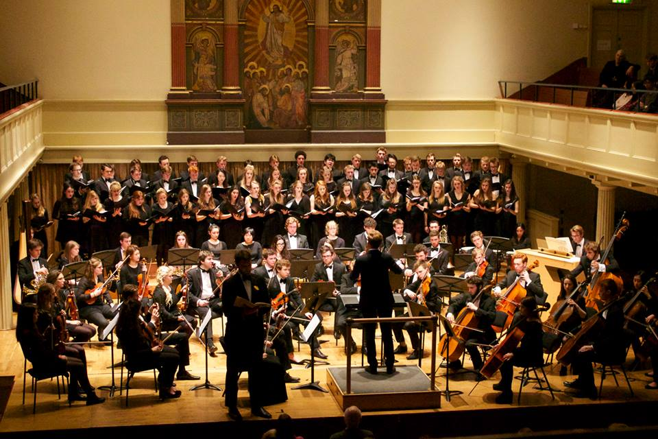 UNIVERSITY OF BRISTOL CHAMBER CHOIR AND ORCHESTRA