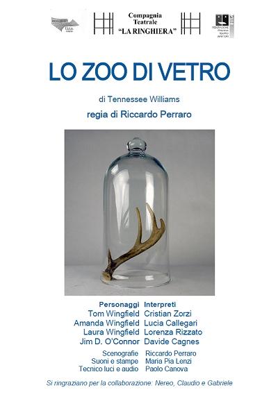 ZOO DI VETRO - Castello di Gorizia 2015