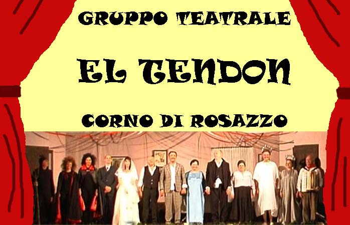 USGNOT SI RIT E VONDE -  Teatri comic furlan 2014