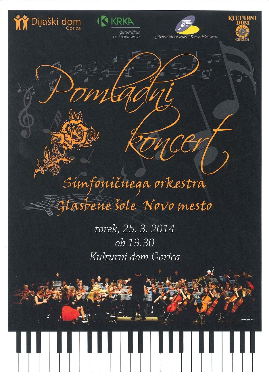 Pomladni koncert