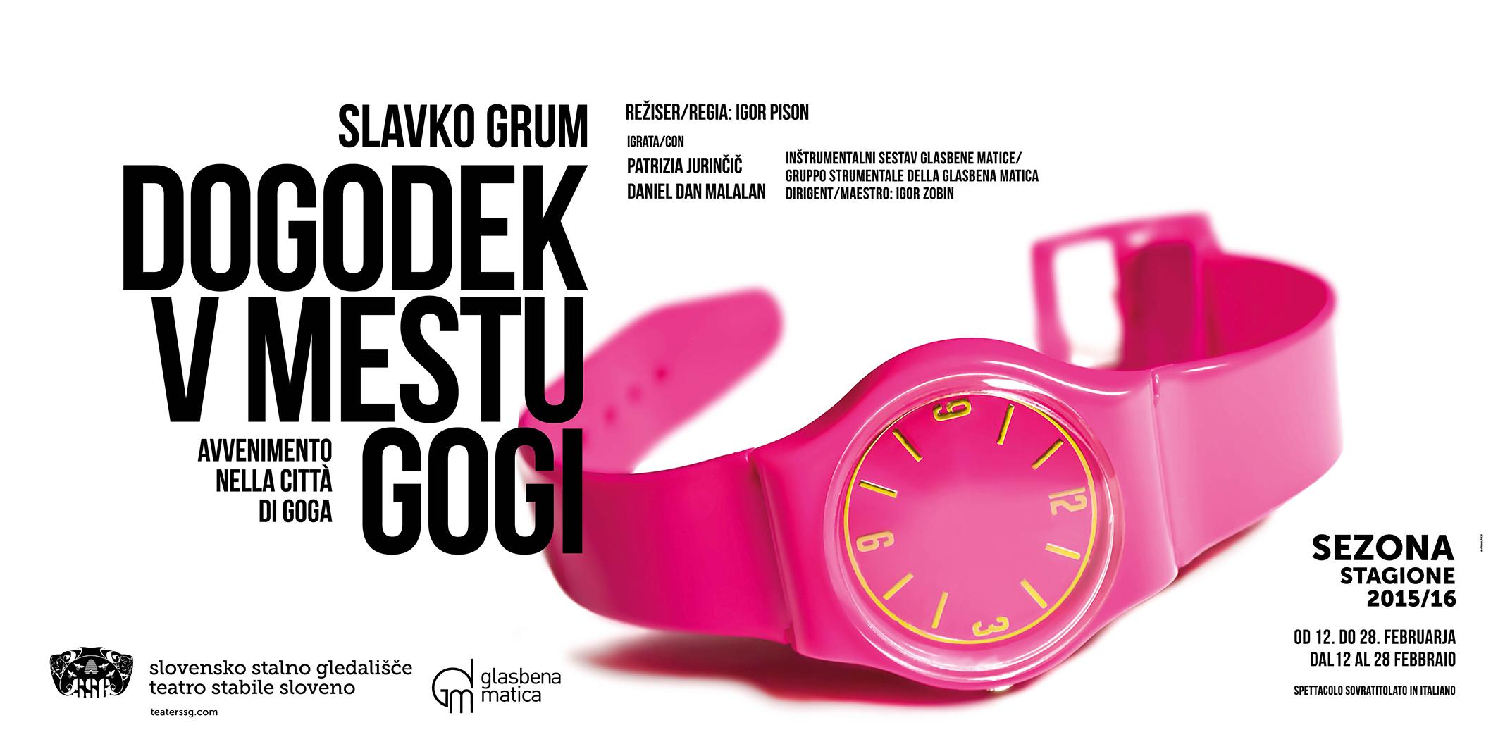 DOGODEK V MESTU GOGI - SSG