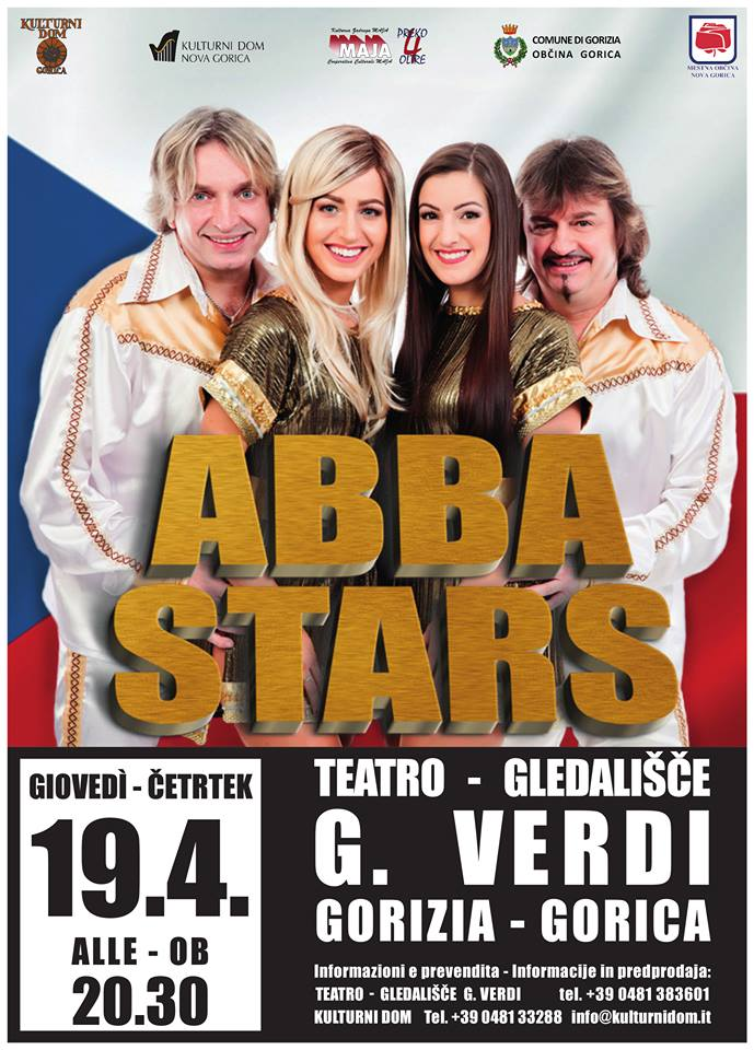 ABBA STARS (PRAGA – Repubblica Ceca)