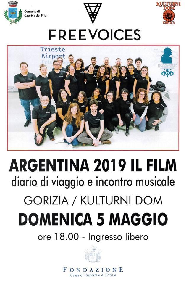 Argentina 2019 - Il Film