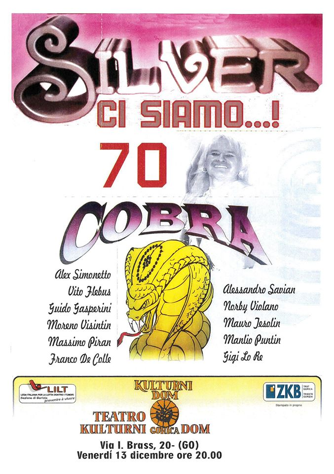Cobra in concert