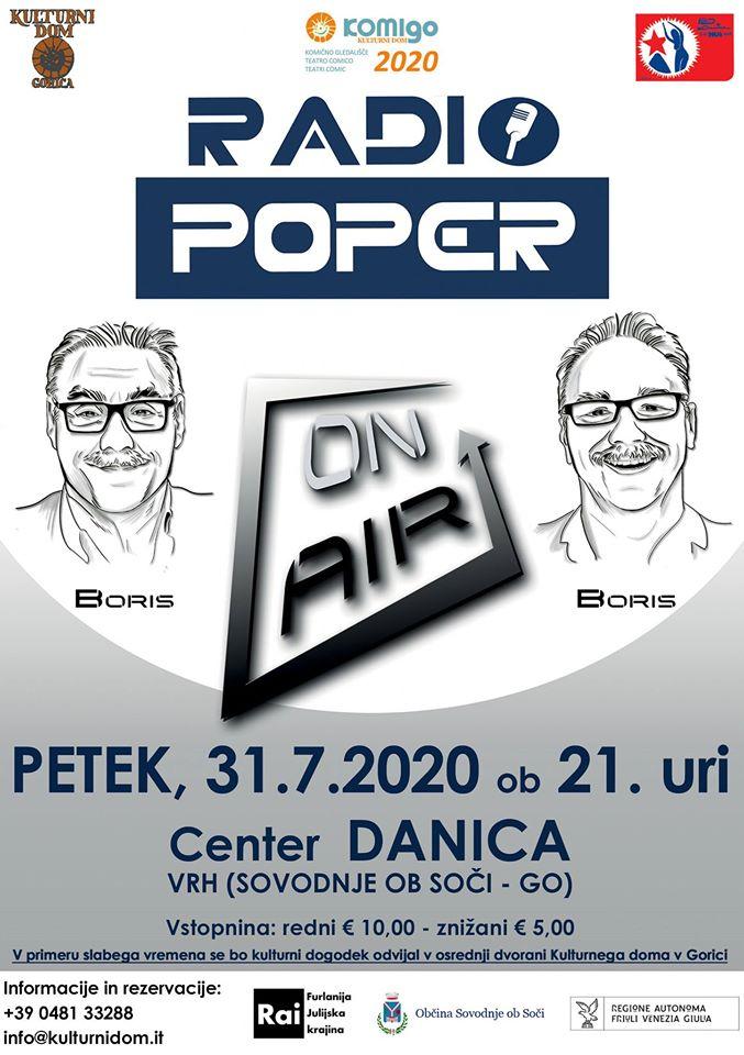 Radio Poper