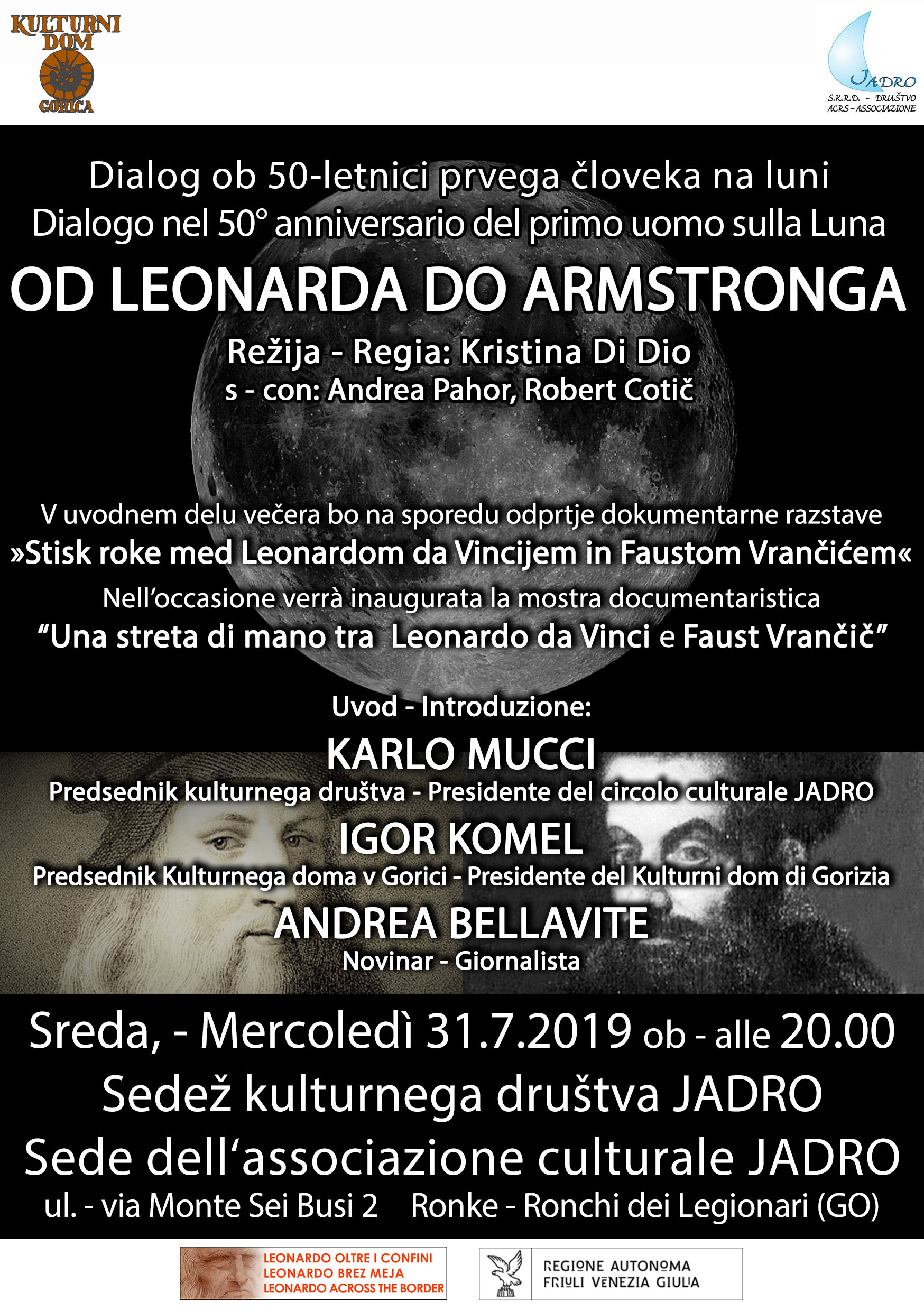 OD LEONARDA DO ARMSTRONGA