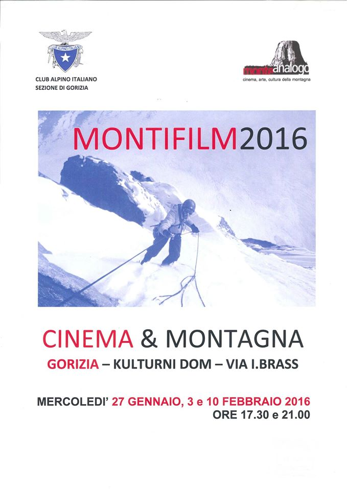 Montifilm: ARTISTS ON JORASSES