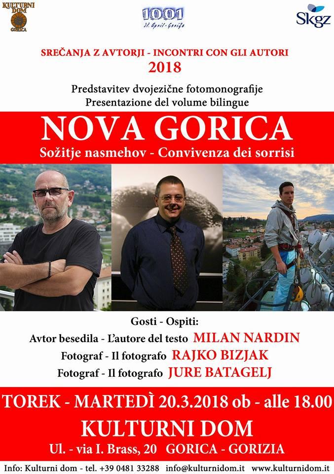 NOVA Gorica sožitje nasmehov, convivenza dei sorrisi