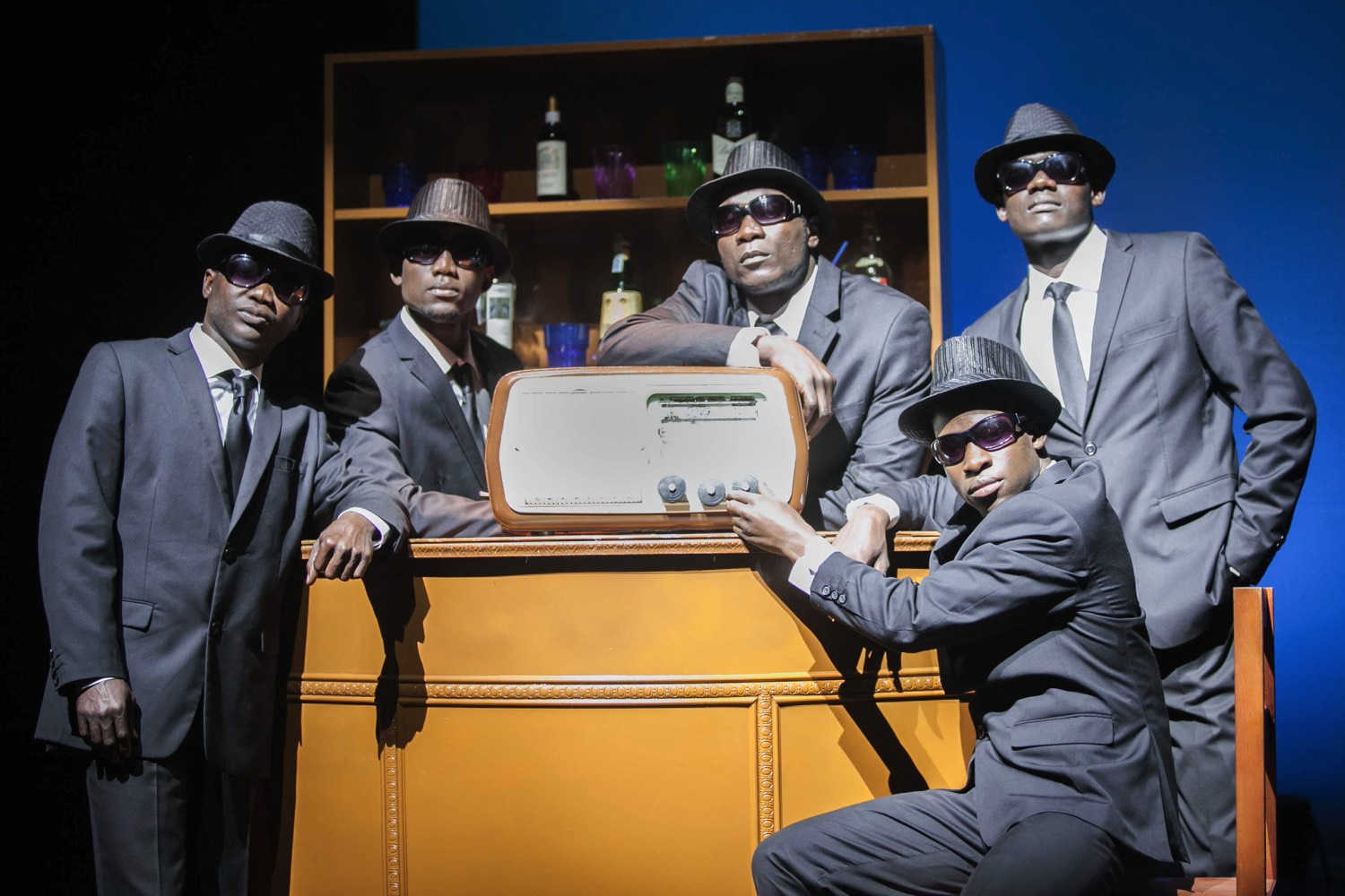 THE BLACK BLUES BROTHERS - Castello di Gorizia