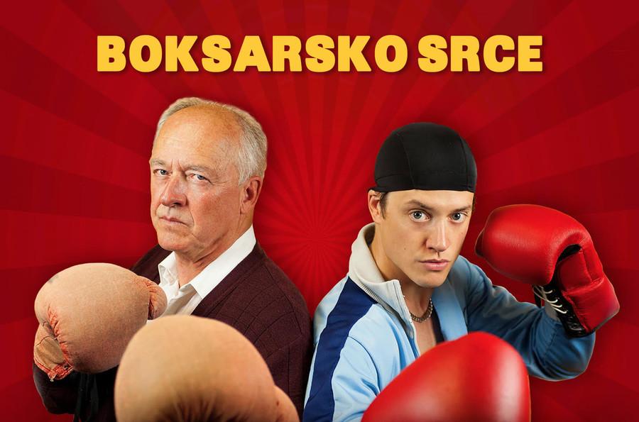 """""""BOKSARSKO SRCE"""" (Anche il pugile ha un cuore)"""