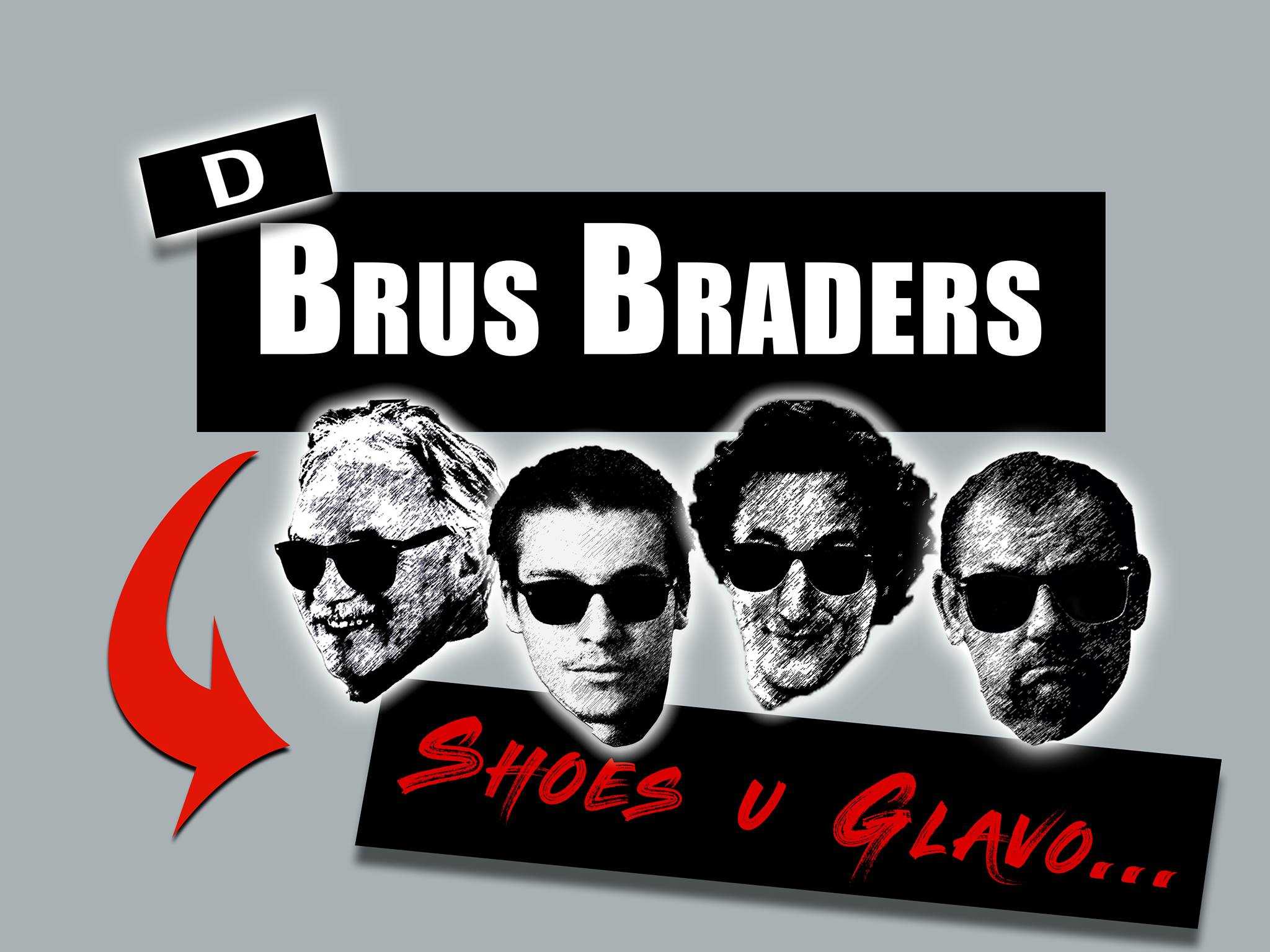 "Commedia ""SHOES U GLAVO…"" - in sloveno"
