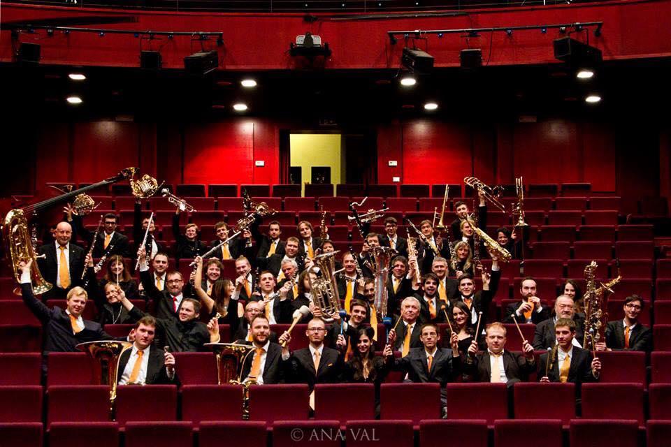"""Laboratorio della Scuola di musica della Civica orchestra di fiati """"G. Verdi"""" di Trieste"""