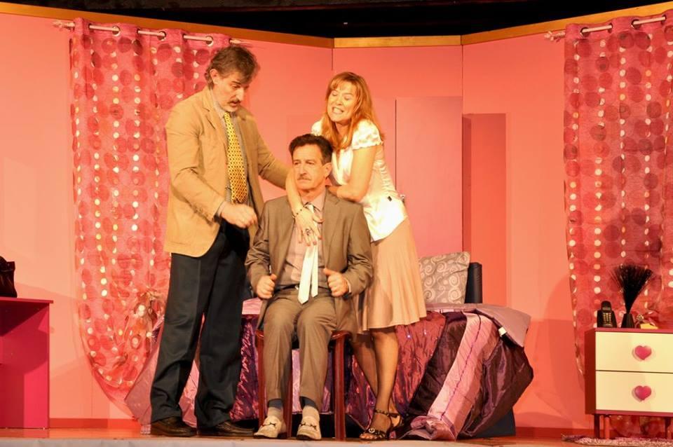La cjamare dai mateç - Furlansko komično gledališče 2014