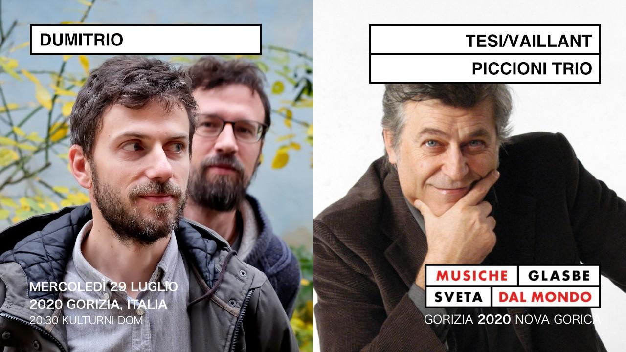 Dumitrio | Tesi/Vaillant Piccioni Trio