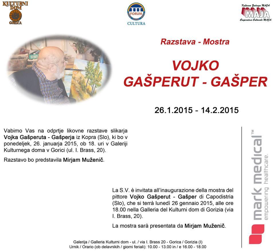 Vojko Gašperut - Gašper