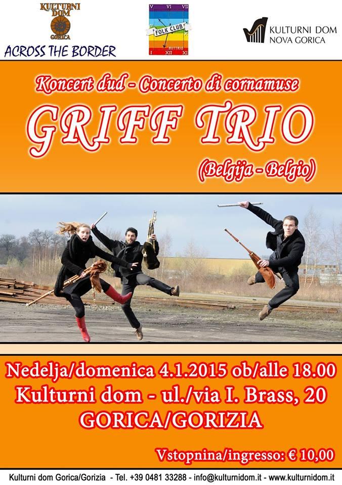 Griff Trio in concert