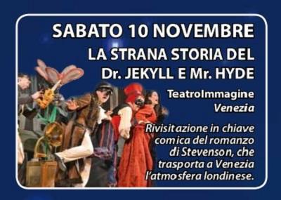 La strana storia del Dr. Jekyll e Mr. Hide - Castello 2018