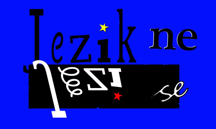 JEZIK NE JEZI SE - Komigo 2015