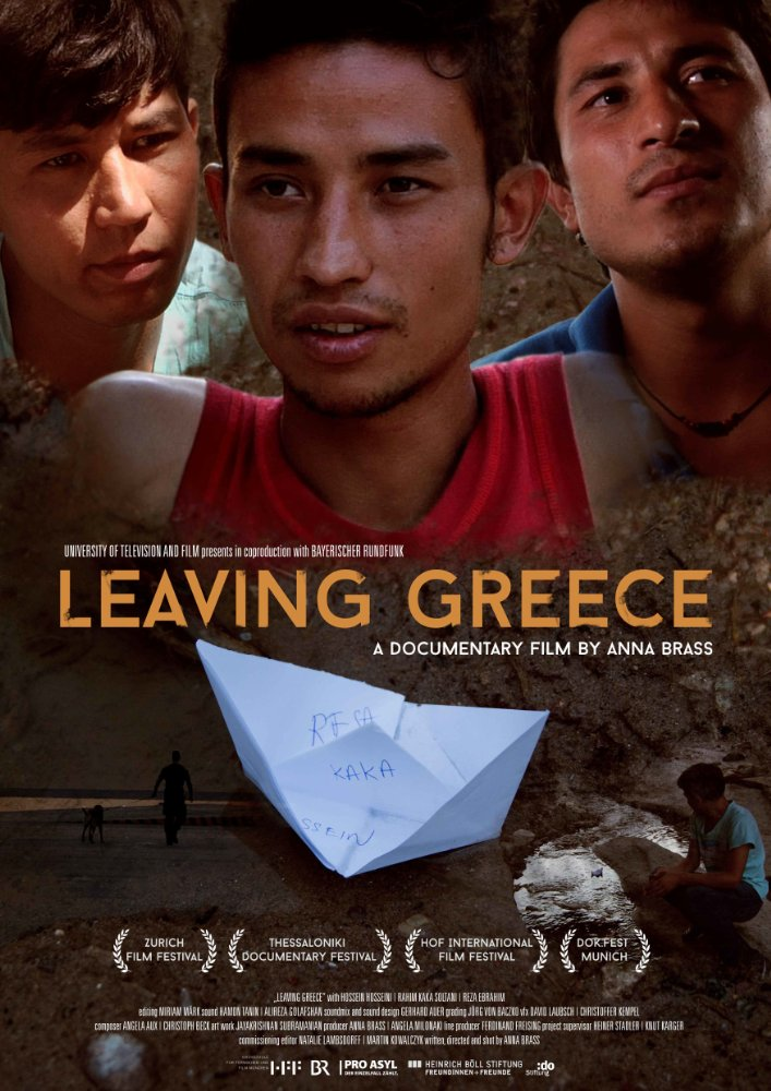 Leavig Greece - film