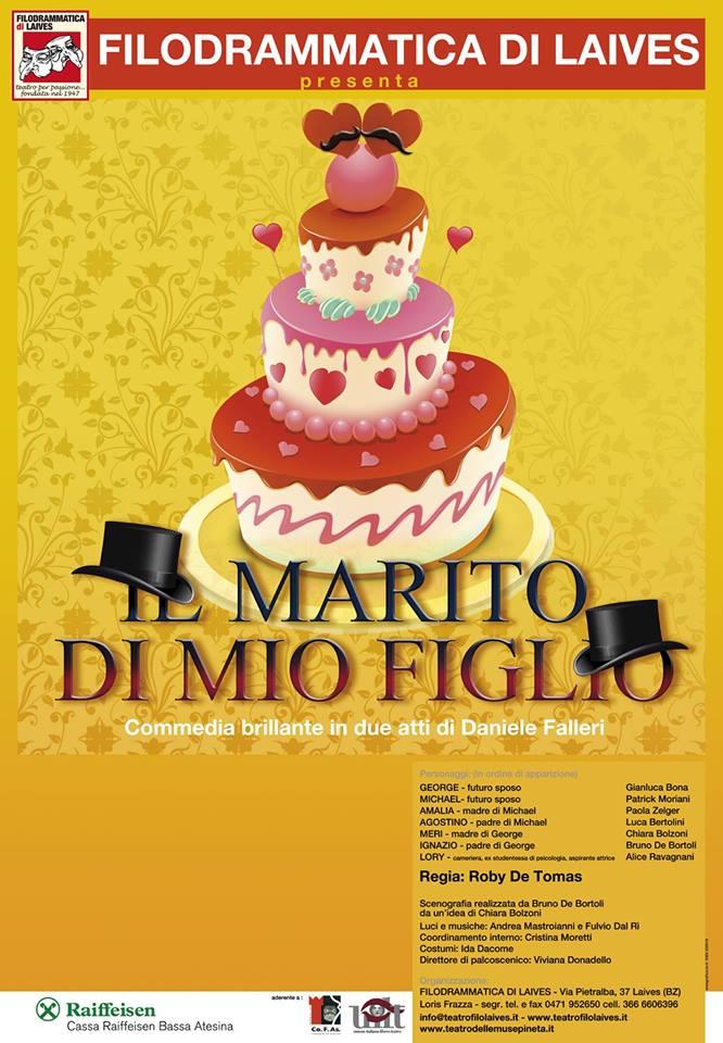 IL Marito DI MIO Figlio - Musical & Risate 2017