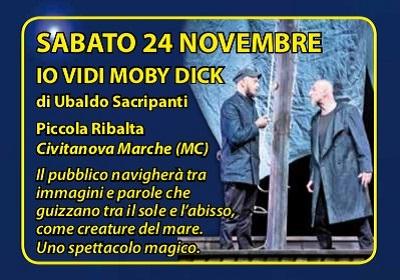 Io vidi Moby Dick - Castello 2018