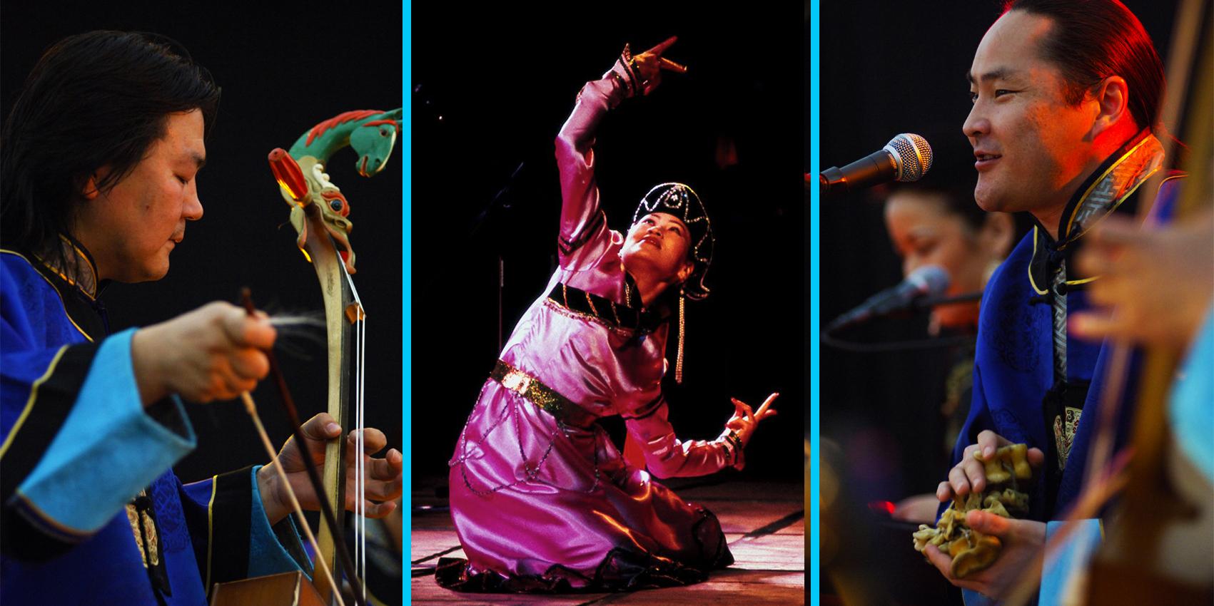 EGSCHIGLEN (Mongolia) - in concert
