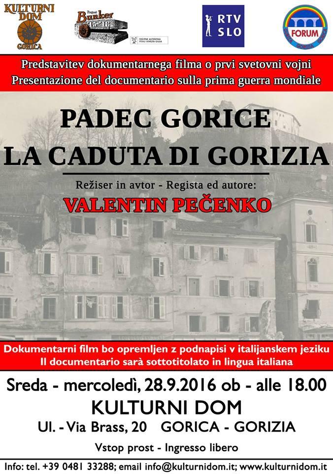 La caduta di Gorizia