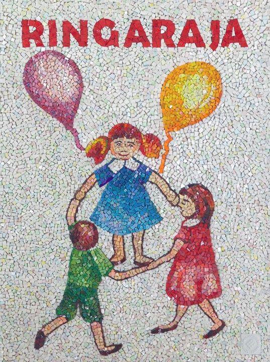 """Saggio di fine anno della scuola dell'infanzia """"Ringaraja"""" di Gorizia"""