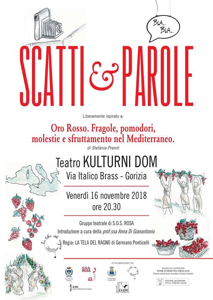 Scatti & Parole
