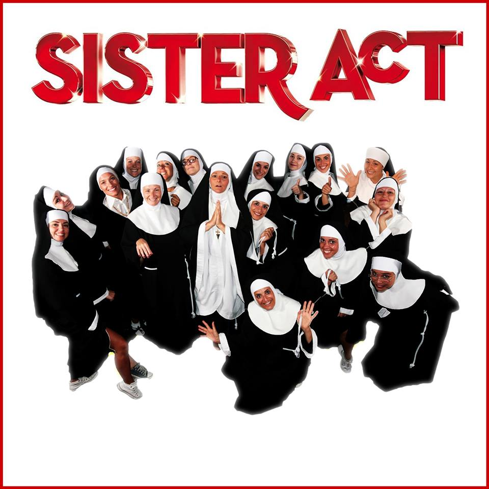 THE SISTERS muzikel iz SISTER ACT