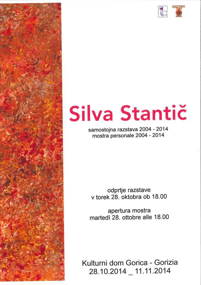 Silva Stantič - samostojna razstava