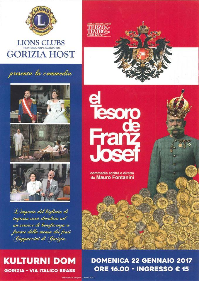EL TESORO DE FRANZ JOSEF