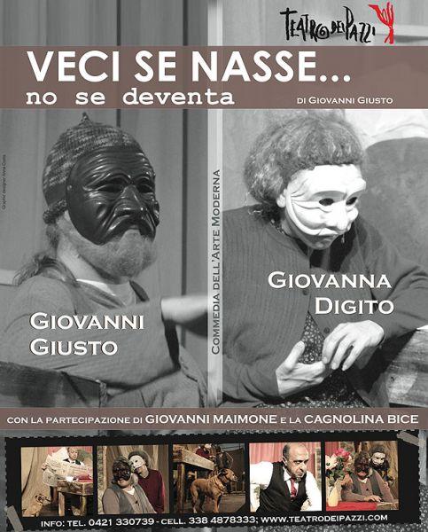 VECI SE NASSE, NO SE DEVENTA - Castello di Gorizia
