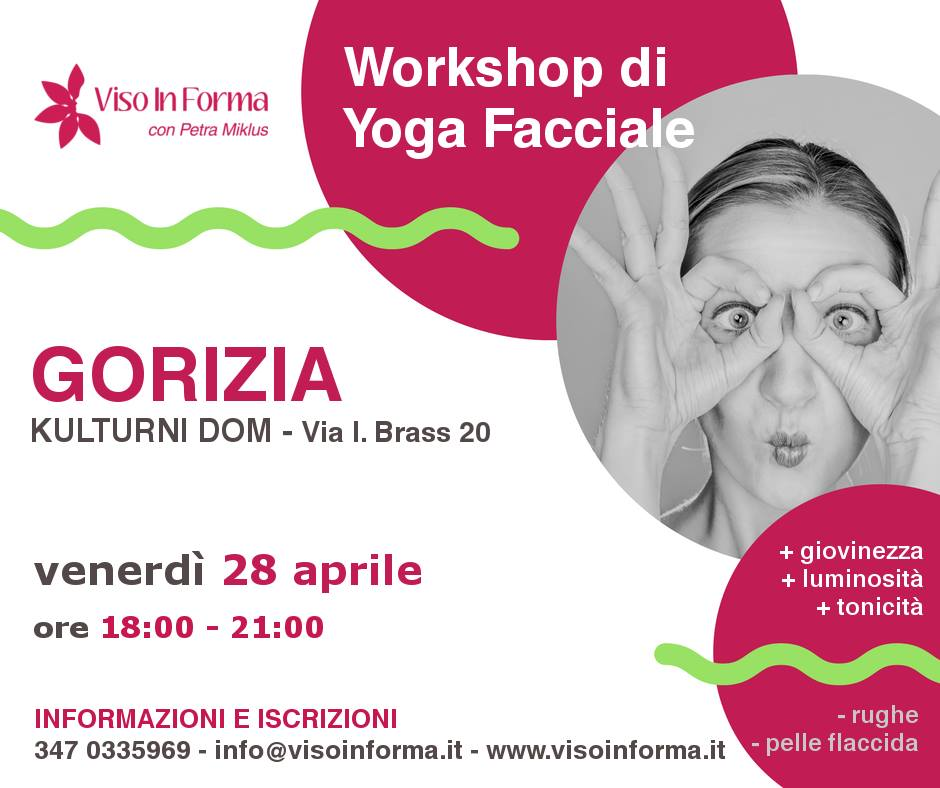 Workshop di Yoga facciale