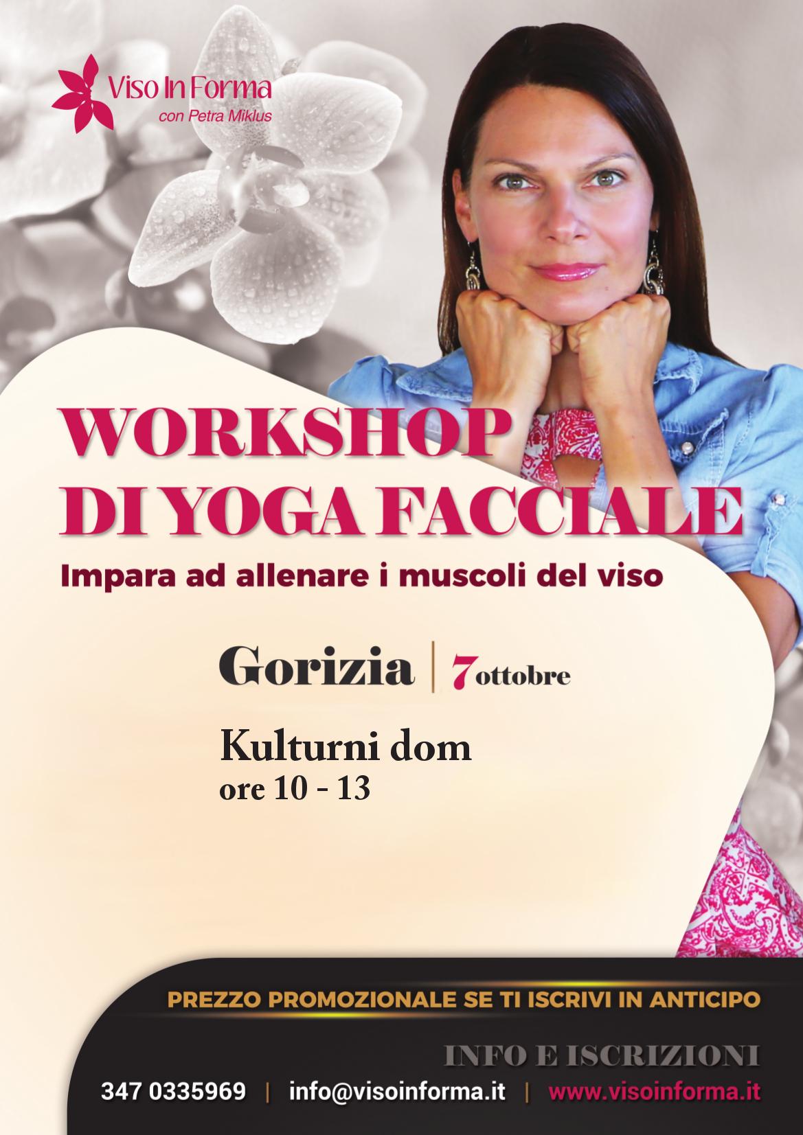 Workshop obrazne yoge