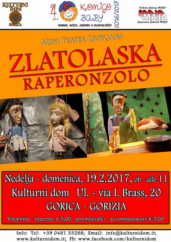 Zlatolaska ( Raperonzolo)